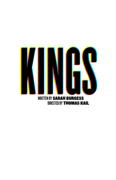 Kings, Joseph Papp Public Theater - LuEsther Hall, NYC Show Poster