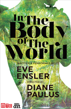 In the Body of the World, Manhattan Theatre Club, NYC Show Poster