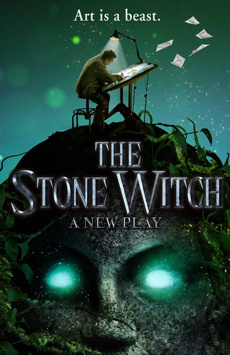 The Stone Witch, Westside Theatre , NYC Show Poster