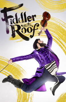 Fiddler on the Roof,, NYC Show Poster