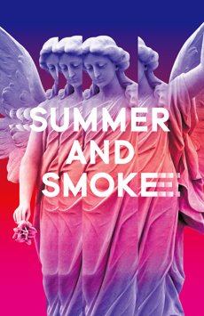 Summer and Smoke, Classic Stage Company, NYC Show Poster