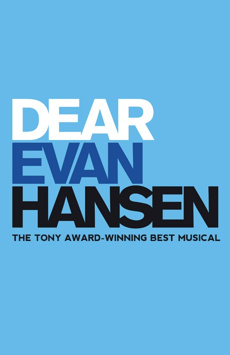 Dear Evan Hansen,, NYC Show Poster