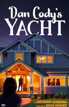 Dan Cody's Yacht, Manhattan Theatre Club, NYC Show Poster