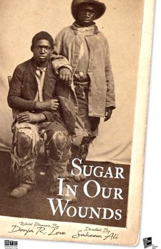 Sugar in Our Wounds, Manhattan Theatre Club, NYC Show Poster