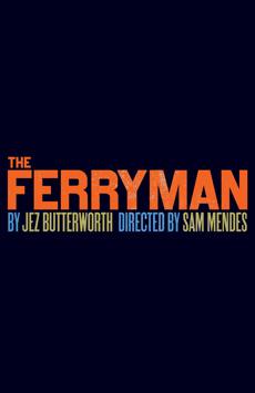 The Ferryman, Bernard B. Jacobs Theatre, NYC Show Poster