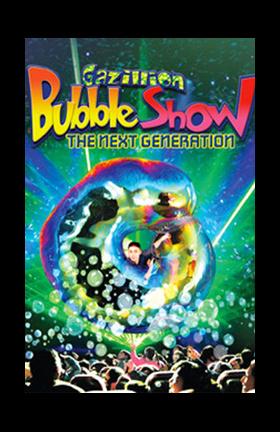 Gazillion Bubble Show