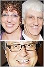 Cheri Steinkellner, Bill Steinkellner & Douglas Carter Beane