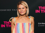 Tony nominee Celia Keenan-Bolger supports her former Glass Menagerie co-star Zachary Quinto.
