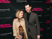 American Horror Story costars Sarah Paulson and Billy Eichner support their director and The Boys in the Band producer Ryan Murphy.