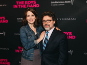 Tony-nominated Mean Girls creators and power couple Tina Fey and Jeff Richmond pair up.