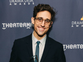 Justin Peck earned the Drama Desk for his choreography for Carousel.