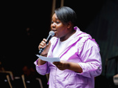 Once on the Island breakout and Stars in the Alley host Alex Newell.