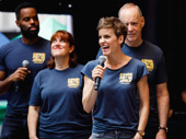 """Come From Away"""" cast sings """"Welcome to the Rock."""""""