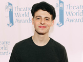 Anthony Boyle was honored for his performance in Harry Potter and the Cursed Child.