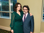 Mean Girls creators and power couple Tina Fey and Jeff Richmond get together.