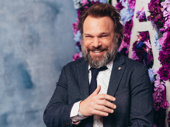 My Fair Lady's Norbert Leo Butz shot by Emlio Madrid-Kuser at the show's  opening night party.