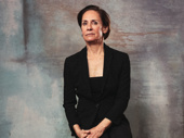 Three Tall Women's Laurie Metcalf photographed by Emilio Madrid-Kuser at the 2018 MCC Theater's Miscast gala.