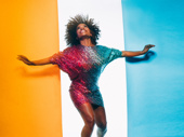 Summer: The Donna Summer Musical's LaChanze shot by Emilio Madrid-Kuser at Broadway.com studio for 2018 Spring Preview.