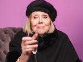 My Fair Lady's Dame Diana Rigg photographed by Caitlin McNaney for our 2018 Spring Preview.