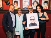 David Yazbek supported by My Fair Lady's Norbert Leo Butz, The Band's Visit's Katrina Lenk and Broadway legend Patti Lupone.