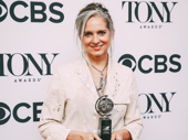 Harry Potter and the Cursed Child's Christine Jones wins Best Scenic Design of a Play.