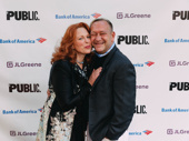 Three-time Tony nominee actor Carolee Carmello and five-time Tony nominee lyricist Michael John LaChiusa get together.