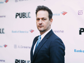 Emmy nominated actor Josh Charles is serious about theater.
