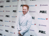 Broadway alum Jesse Tyler Ferguson is all about celebrating theater.