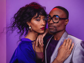 Mj Rodriguez and Billy Porter