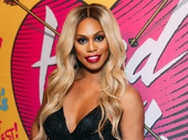 Laverne Cox knows how to rock it on  the red carpet.