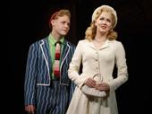 Cole Doman & Ginna Claire Mason in Wicked