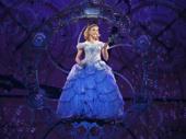 Ginna Claire Mason as Glinda in Wicked