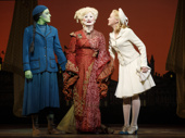Mary Kate Morrisey, Jody Gelb & Ginna Claire Mason in Wicked