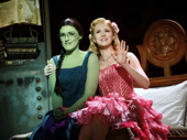 Mary Kate Morrissey & Ginna Claire Mason in Wicked