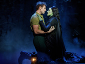 Jon Robert Hall & Mary Kate Morrissey in Wicked