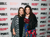 Recent Carousel co-stars Jessie Mueller and Lindsay Mendez celebrate the new work.