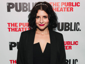 Girl From the North Country cast member Rachel Stern.