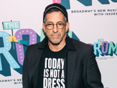 Designer Kenneth Cole partners with the show.