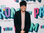 Upcoming Be More Chill star George Salazar.