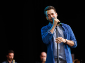 Corey Cott wants to be the very best, like no one ever was. The Broadway fave gave a rockin' spin to the Pokemon theme song.