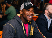 The Lion King headliner Jelani Remy is king of the jungle—and the autograph table!