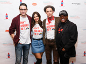 We're shivering with anticipation to see Ryan McCarten, Victoria Justice, Reeve Carney and Ben Vereen on the small screen in The Rocky Horror Picture Show on October 20!