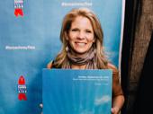 Tony winner Kelli O'Hara hits the Broadway Flea Market.