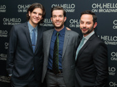 """This golden trio brought """"Too Much Tuna"""" to the Great White Way: Alex Timbers, John Mulaney and Nick Kroll."""