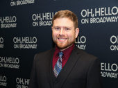 Happy opening to Oh, Hello's lighting designer Jake DeGroot.