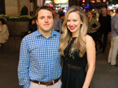 Significant Other scribe Joshua Harmon steps out with Broadway alum Molly Ranson.