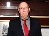 Law & Order star Dann Florek makes his Great White Way debut in The Front Page.