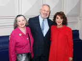 A trio of stage greats: Dana Ivey, Walter Bobbie and Andrea Martin.