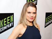 """Amy Spanger, who rocked the """"Green Green Dress"""" as Susan in Tick, Tick...BOOM!'s 2001 off-Broadway premiere, comes out to support the revival."""
