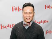 Tony winner B.D. Wong.